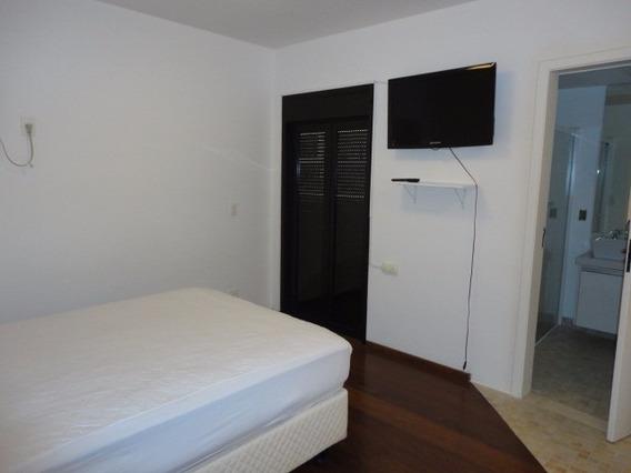 Flat Em Moema, Sao Paulo/sp De 120m² 4 Quartos Para Locação R$ 7.300,00/mes - Fl253185