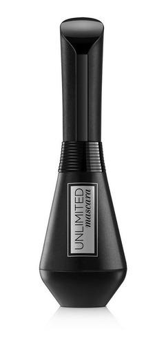 Máscara de pestañas L'Oréal Paris Unlimited 7.4ml color black