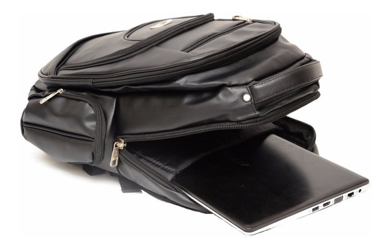 Bolsa Homem E Mulher Couro Ecológico Kvn Especial P Laptop