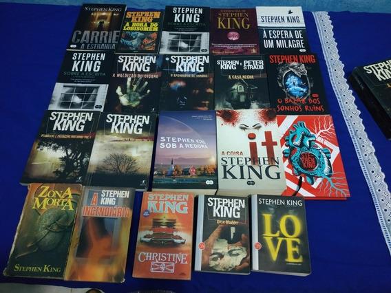 Coleção Stephen King (18 Livros)