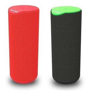 Parlante Bluetooth® Panter Hbb01 Sony Beat Rojo Aux