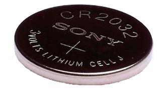 Pila Litio Sony Original Botón Cr2032 Lithium 3 V Reloj Modelo Nuevo