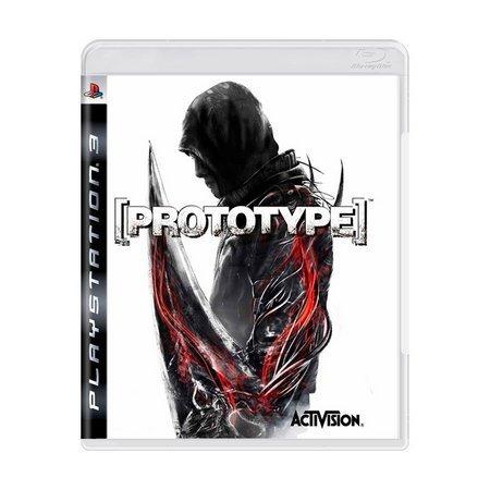 Jogo Playstation 3 Ps3 Prototype Usado