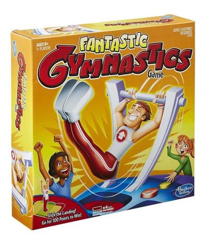Juego De Mesa Super Gimnasta - Hasbro Original Gymnastics