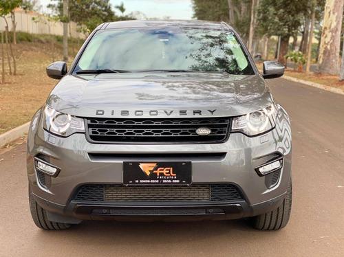 Imagem 1 de 10 de Land Rover Discovery Sport 2.0 16v Si4 Turbo Gasolina Hse