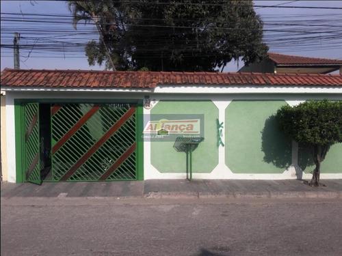 Imóvel Para Renda - 4 Casas -  À Venda, 360 M² Por R$ 700.000 - Cidade Jardim Cumbica - Guarulhos/sp - Ai14261