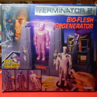 Terminator 2 Kenner Leer Descripcion