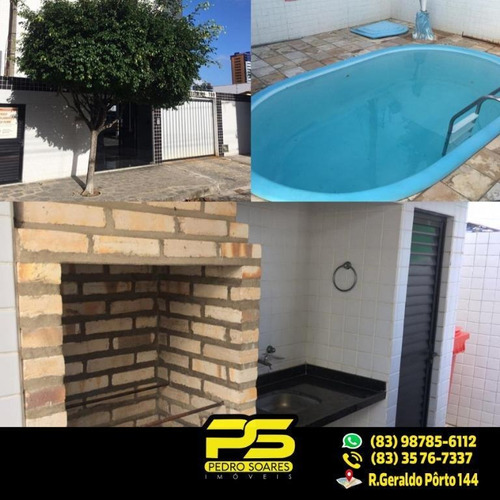 Apartamento Com 2 Dormitórios À Venda, 57 M² Por R$ 220.000 - Jardim Oceania - João Pessoa/pb - Ap1731