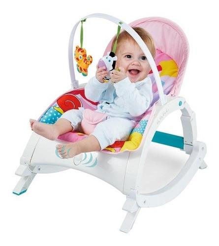 Silla Mecedora Bebe Con Vibraciones Relajantes