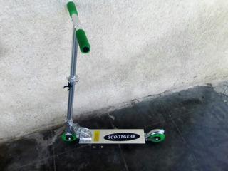 Scooter: Scootgear
