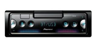 Reproductor De Medios Pioneer Usb Bluetooth Con Garantía