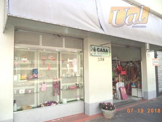 Salão Comercial À Venda, Centro, Atibaia. - Sl0063