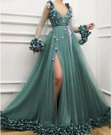Vestido De Noiva Princesa Floresta Verde Ed46