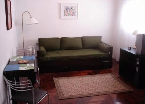 Alquiler Temporario Monoambiente, Boulogne Sur Mer 500, Balvanera