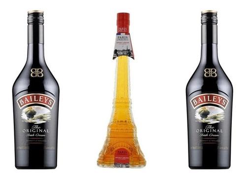 Imagen 1 de 3 de Combo 2 Botellas Baileys + Brandy Eiffel Frances
