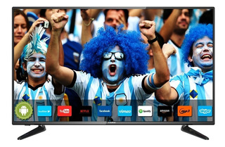 Smart Tv Audinac 43 Full Hd Android Netflix Youtube Tda Hdmi