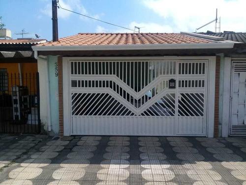 Imagem 1 de 6 de Casa 3 Dormitórios Em Mogi Das Cruzes