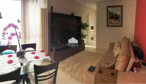 Apartamento À Venda Em Sumaré Com 02 Dormitórios! - Ap38969