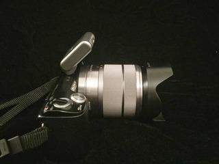 Cámara Digital Sony Nex-5n 16 Megapixeles Con 18-55