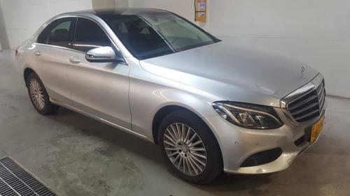 Mercedes-benz Clase C Modelo 2016