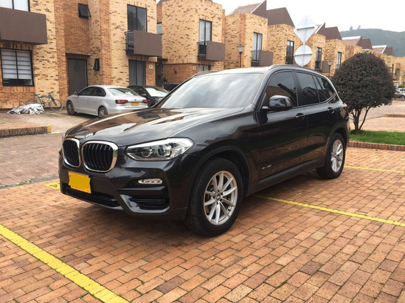 Bmw X3 Xdrive 30i 2018 252hp 4x4 (perfecta)