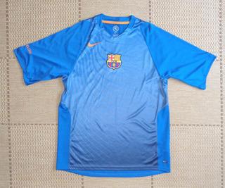 Camisa Original Barcelona 2005/2006 Pré Match