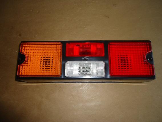 Lanterna Traseira Sem Vigia Caminhao Tricolor Original Gf