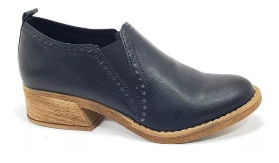 Zapato Bota Botineta Texana Mujer Negro Chavito Savage Mia