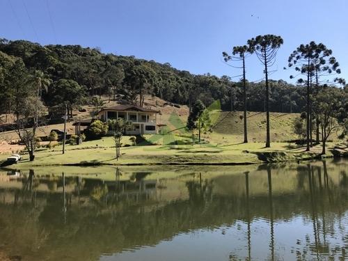 Imagem 1 de 13 de Sítio Em Atibaia  Lago E Nascentes! Oportunidade - 660