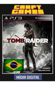 Tomb Raider 2013 Pt-br Ps3 Psn Digital Game