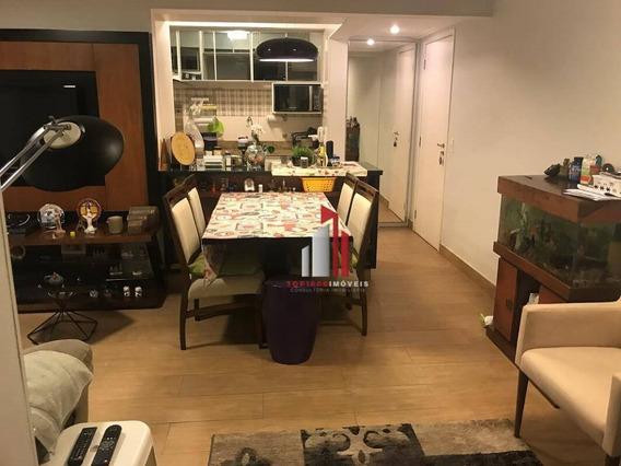 Apartamento Com 2 Dormitórios À Venda, 74 M² Por R$ 625.000 - Alto Da Lapa - São Paulo/sp - Ap0086