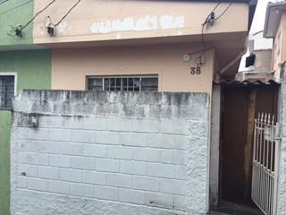 Imagem 1 de 5 de Casa Com 1 Dormitório, 60 M² - Venda Por R$ 239.000,00 Ou Aluguel Por R$ 1.000,00 - Vila Formosa - São Paulo/sp - Ca0365