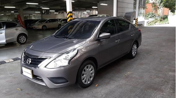 Nissan Versa Sense Mecanico 1.6cc