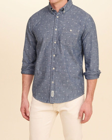 Camisa Importada Masculina Hollister Casual Social Original