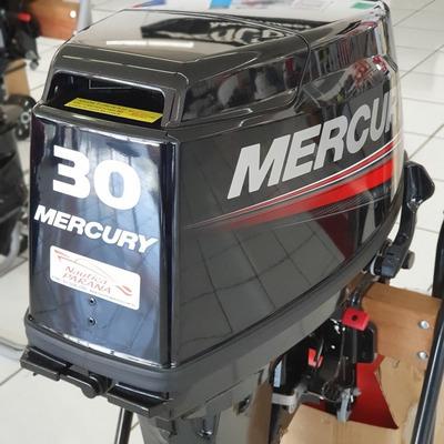 Motor Popa Mercury 30 Hp Mh 2020 Na Caixa Ativado 0km
