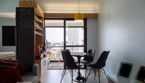 Apartamento 50m², 02 Dormitórios - Vila Santo Stéfano - Ap12543