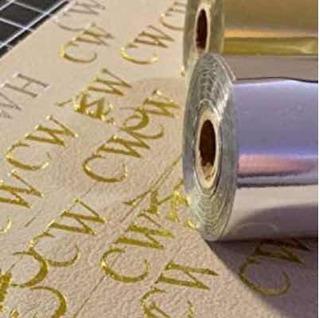 Rollos De Foil Hot Stamp