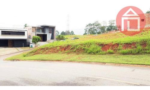 Terreno À Venda, 631 M² Por R$ 265.000,00 - Condomínio Residencial Campos Do Conde - Bragança Paulista/sp - Te1224