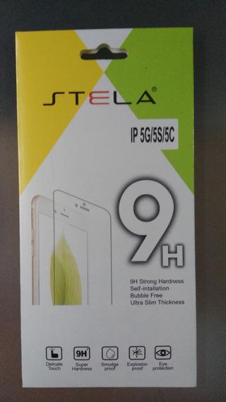 Mica Protectora Vidrio Templado Apple iPhone 5g / 5s / 5c