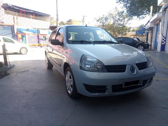 Renault Clio 1.0 16v Campus Hi-flex 5p