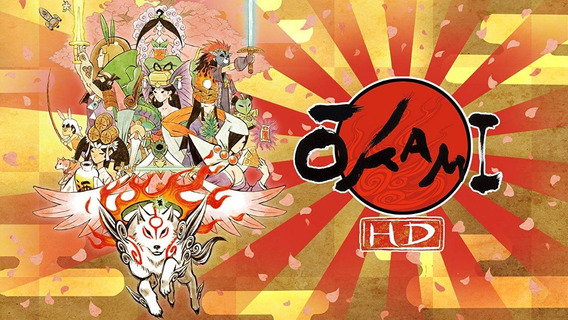 Okami Hd - Nintendo Switch - Digital Código - Eshop