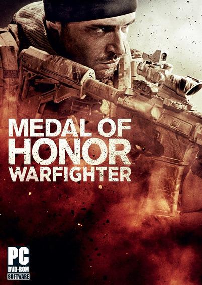 Medal Of Honor Warfighter Pc Em Português Frete Gratis!