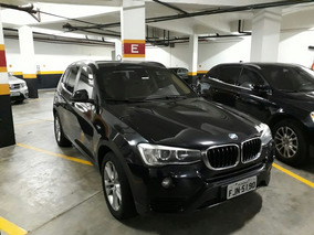 Bmw 2015 X3 2.0 Turbo Blindada Nivel 3 Impecavel