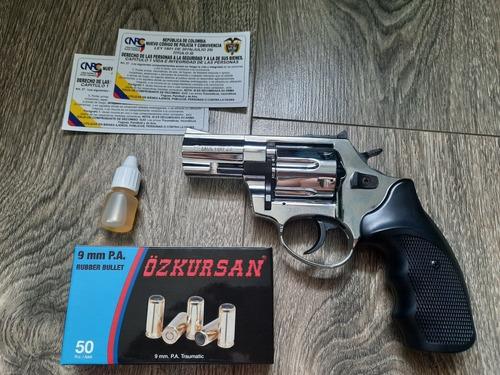 Revolver Traumatico Ekol Viper 2.5 + 50tiros