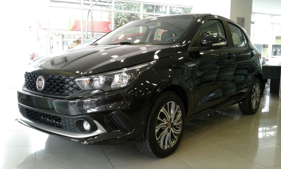Fiat Argo Precision 1.8 Manual 2020 Contado Financiadovv