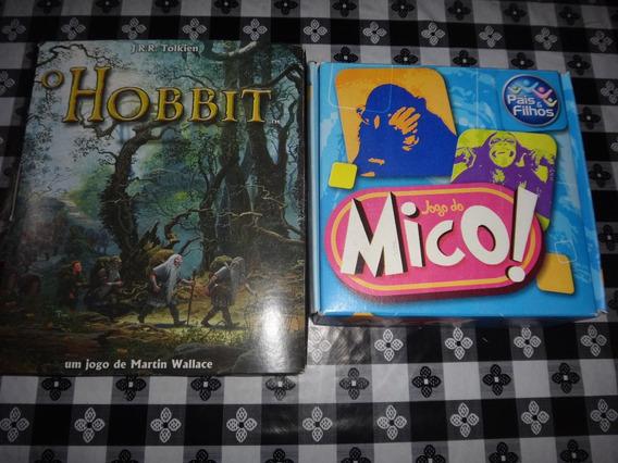 Vendo 2 Jogos: Hobbit E Mico