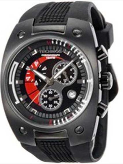 Relógio Technos Masculino Sport Fs00au/8p Preto Inteiro