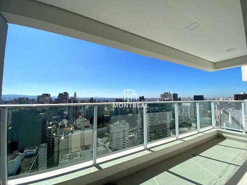 Imagem 1 de 20 de Apartamento À Venda, 46 M² Por R$ 553.216,00 - Bixiga - São Paulo/sp - Ap2437