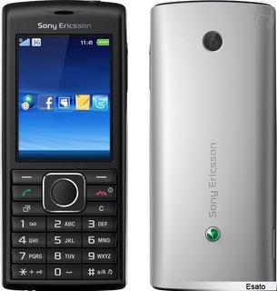 Sony Ericsson Cedar J108i Negro Con Plata Nuevo Original
