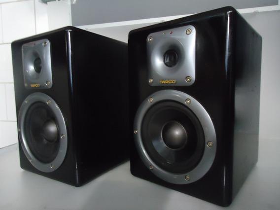 Par De Monitores De Audio Tapco Profissional